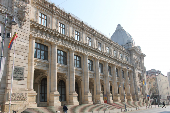 The National History Museum of Romania Photo: Crișan Andreescu