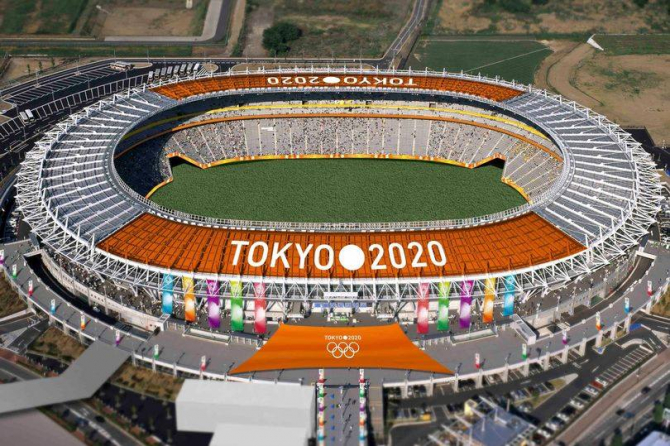 JO 2020 de la Tokyo - Eurosport și Twitter, acord pentru redifuzare. foto: @tokyo2020 - FB