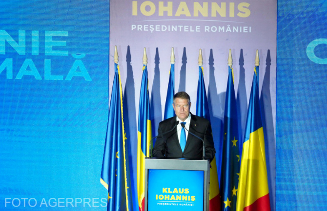 Iohannis FOTO AGERPRES