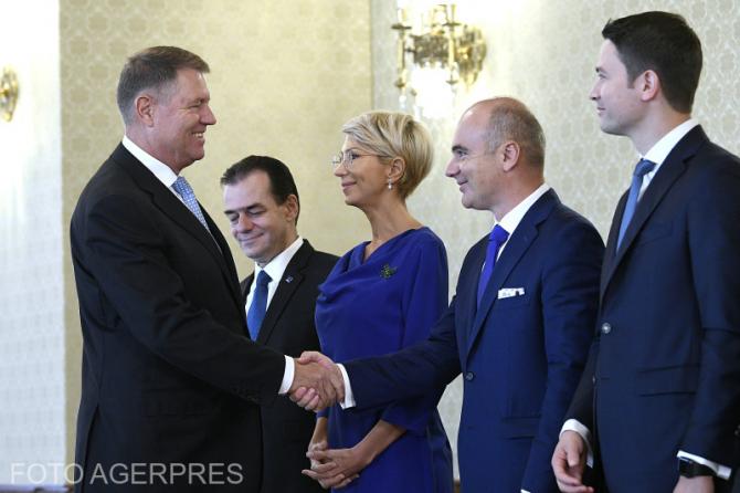 Rareș Bogdan - Klaus Iohannis