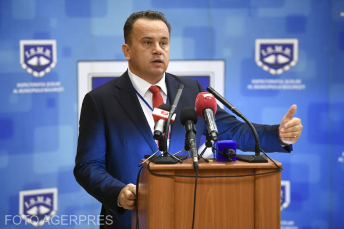 Liviu Pop, senator PSD. Foto: Agerpres.
