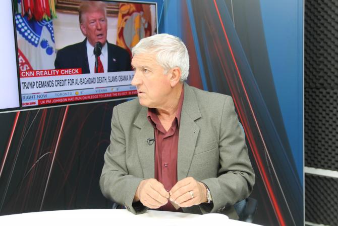 Mircea Diaconu la interviurile DCNews