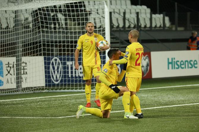 Contra a anunțat stranierii pentru meciurile naţionalei cu Suedia şi Spania
