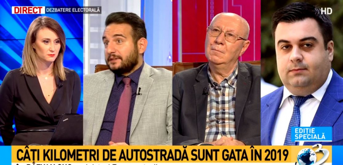 Cătălina Porumbel, întrebare către Răzvan Cuc. A urmat o dezvăluire la Antena 3