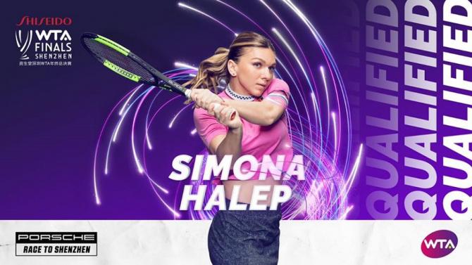 Simona Halep, fericită după o performanță de invidiat