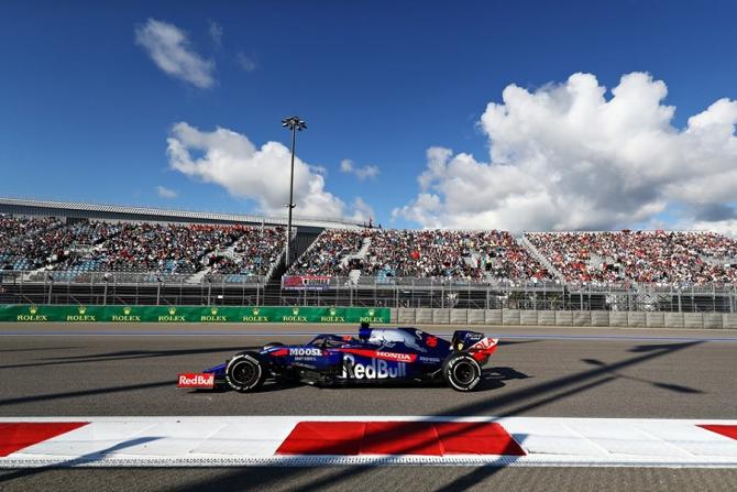 Formula 1 - Echipa Toro Rosso, schimbare MAJORĂ în sezonul următor. foto: @tororosso - FB