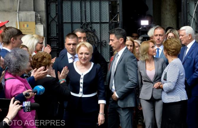 Viorica Dăncilă - Foto: Agerpres