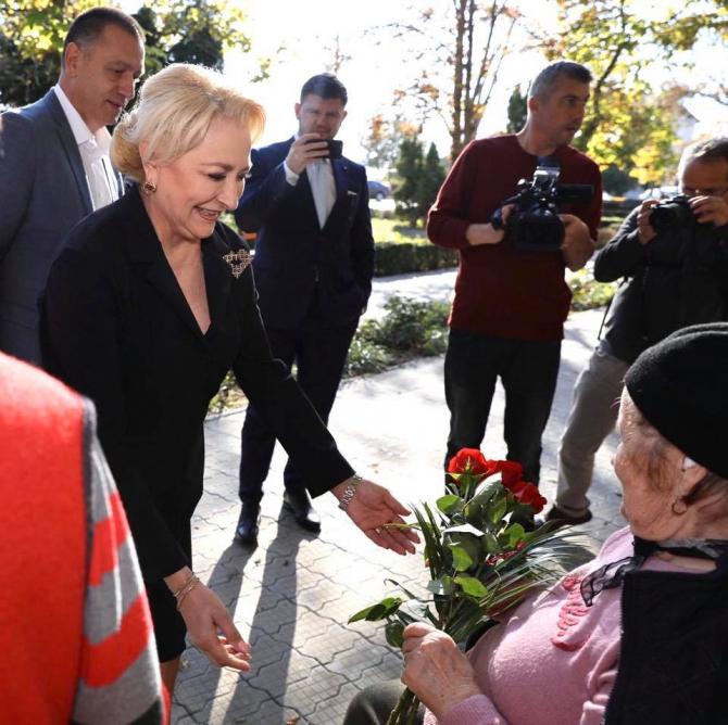 Foto: Facebook Viorica Dăncilă