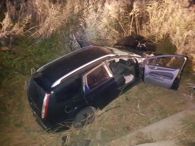 Accident. FOTO: ISU Alba