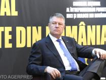 Klaus Iohannis foto Agerpres