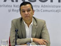 Sorin Grindeanu Foto: Agerpres