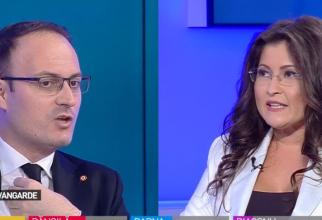 Alexandru Cumpănașu și Oana Zamfir