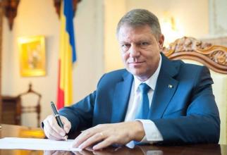 Klaus Iohannis zeci de decrete semnate