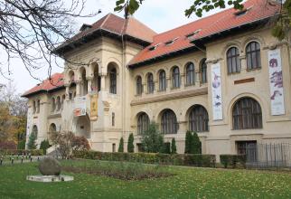 Muzeul de Geologie  Foto: Crișan Andreescu