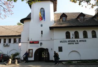 Muzeul Național al Satului Dimitrie Gusti Foto: Crișan Andreescu