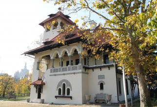 Vila și muzeul Minovici  Foto: Crișan Andreescu