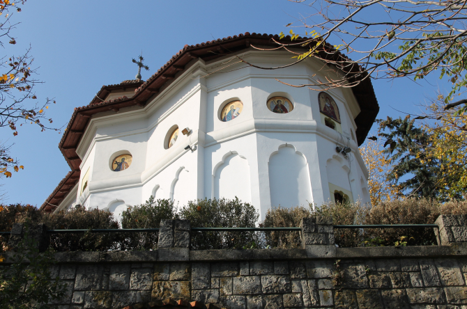 "Biserica Sfântul Nicolae ""Băneasa"" Foto: Crișan Andreescu"