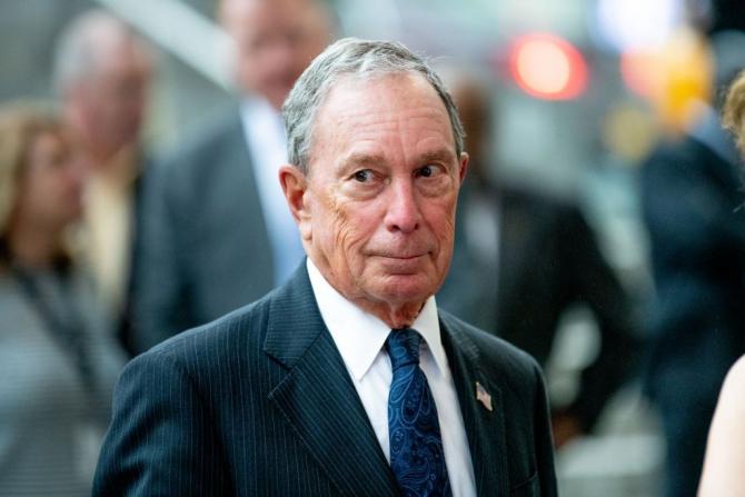 Michael Bloomberg, în cursa democraților pentru Casa Albă