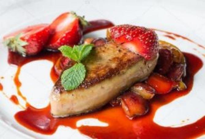 Noua normă blochează servirea de foie gras dacă acesta a fost preparat cu ficat îngrăşat
