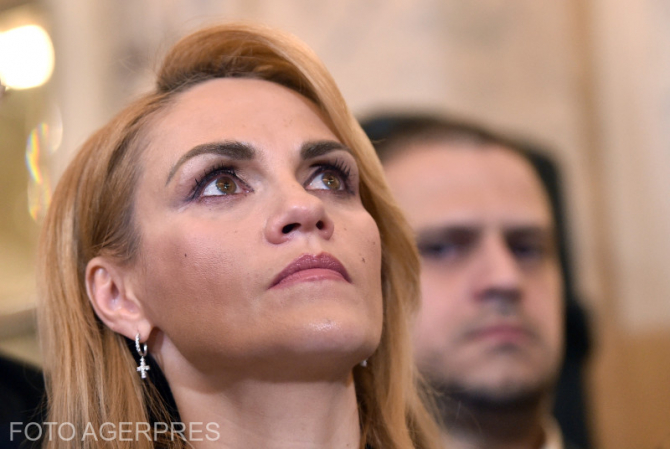 Gabriela Firea / Foto AGERPRES