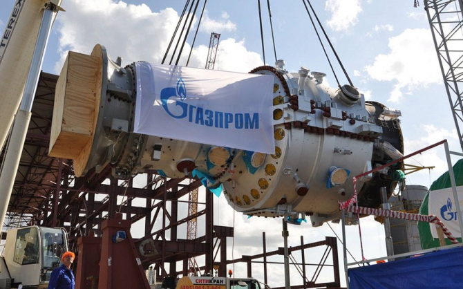 Gaze pentru Europa: Gazprom intervine în scandalul cu Ucraina. foto: @GazpromNewsEn