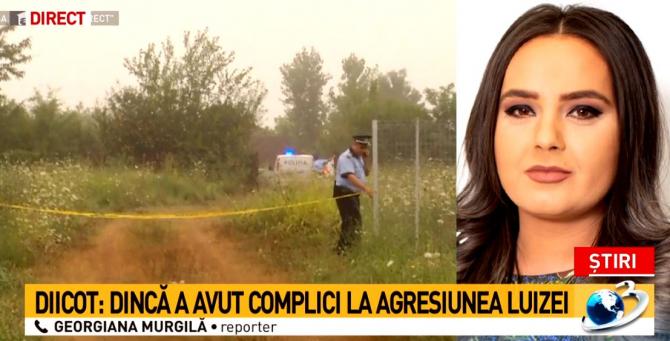 Georgiana Murgilă, Antena 3