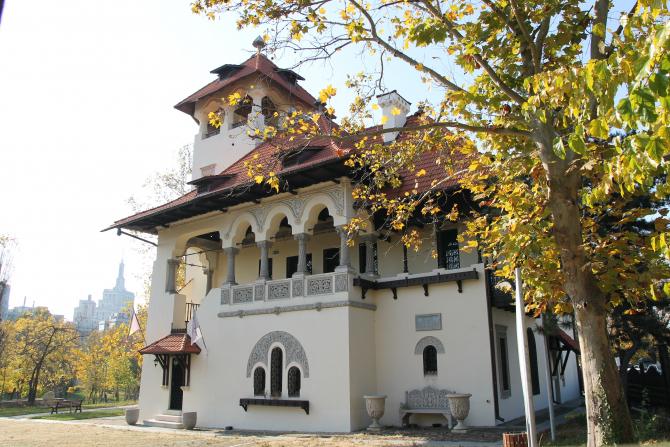 The Minovici Museum Photo: Crișan Andreescu