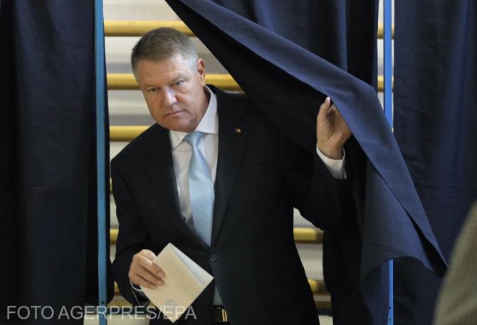 Klaus Iohannis - VOT