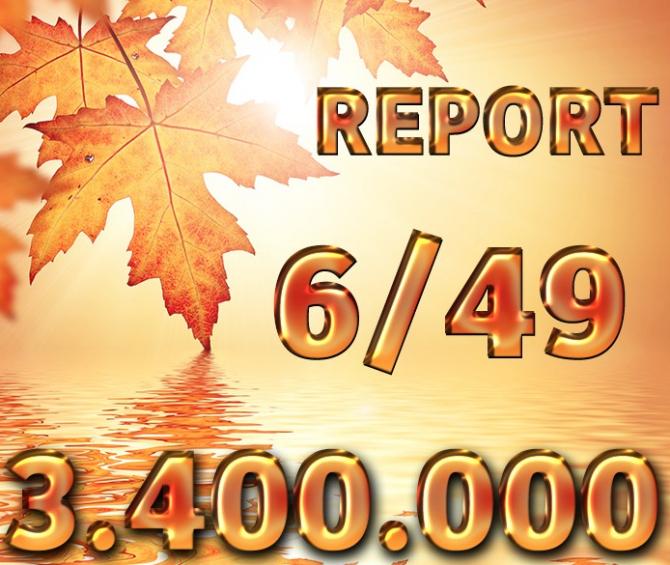 A crescut reportul la Loto 6/49