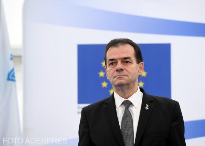 Ludovic Orban FOTO: Agerpres