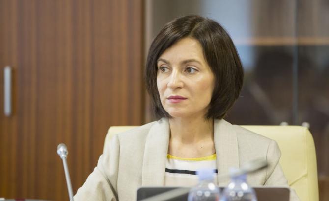 Maia Sandu