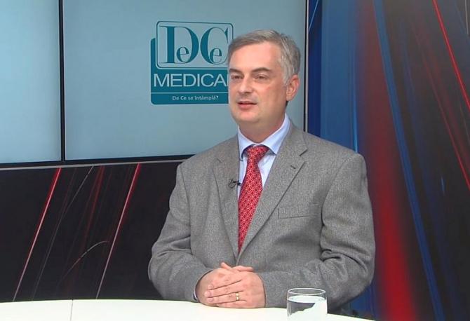 Dr Răzvan Iacob. Foto: DC Medical