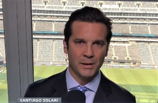 Santiago Solari, captură video youtube.