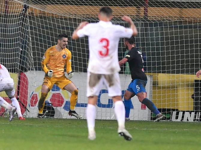 Hermannstadt – FC Viitorul, scor final în Liga I. Meci cu trei penalty-uri. foto: @viitorulfc - FB