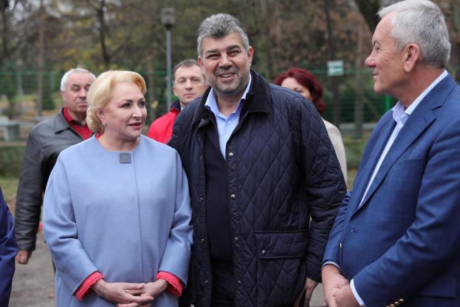 Dăncilă - Ciolacu