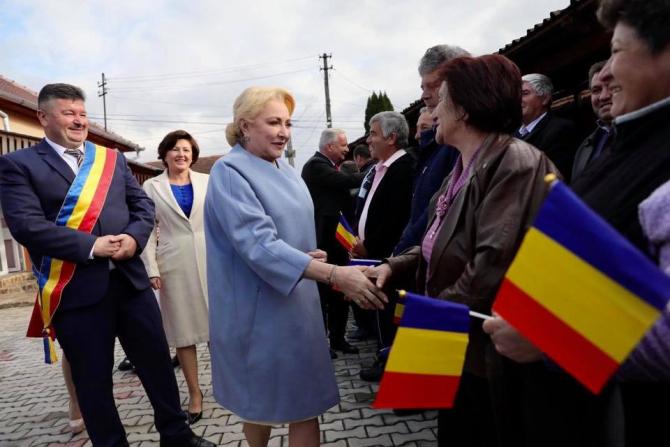 Viorica Dancila - Alegeri prezidentiale