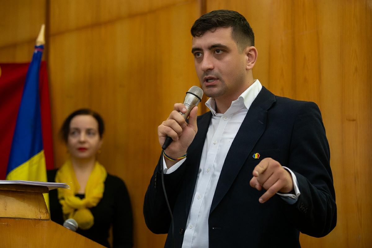 Primar de AUR. George Simion lansează o campanie fără precedent în România  | DCNews