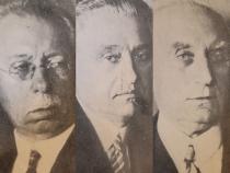 Brothers Ștefan, Nicolae și Mina Minovici