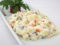 Salată de boeuf / Foto Pexels