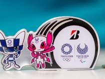 JO 2020 Tokyo, mascote.