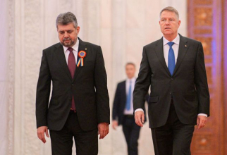 Marcel Ciolacu: Guvernul României este condus mai mult de la Cotroceni