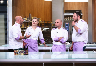 Chefi la cuțite. Foto: Antena 1
