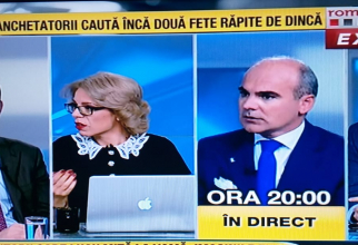Lili Ruse - Radu Cristescu România TV