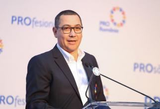 """Victor Ponta: """"Am refuzat în mod explicit și categoric oferta de a vota Guvernul PNL - Orban în schimbul unor """"numiri în eșaloane inferioare sau locale"""""""