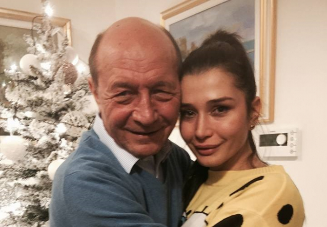 Traian și Elena Băsescu