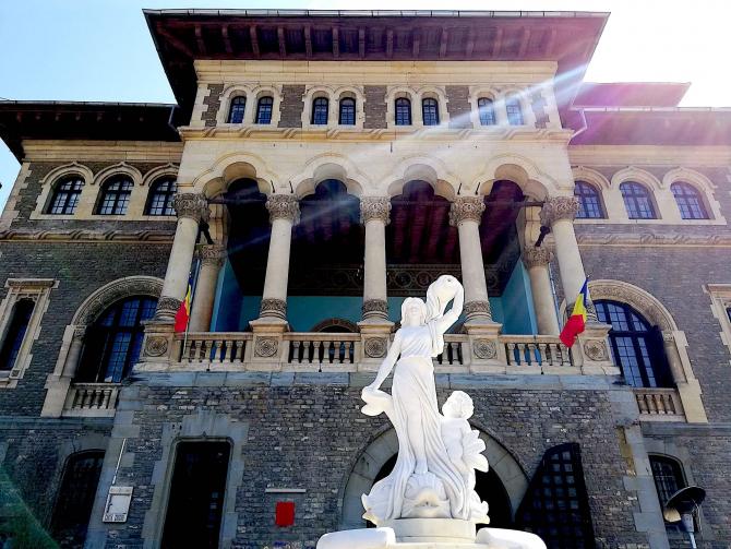 Castel Cantacuzino, foto Roxana Neagu