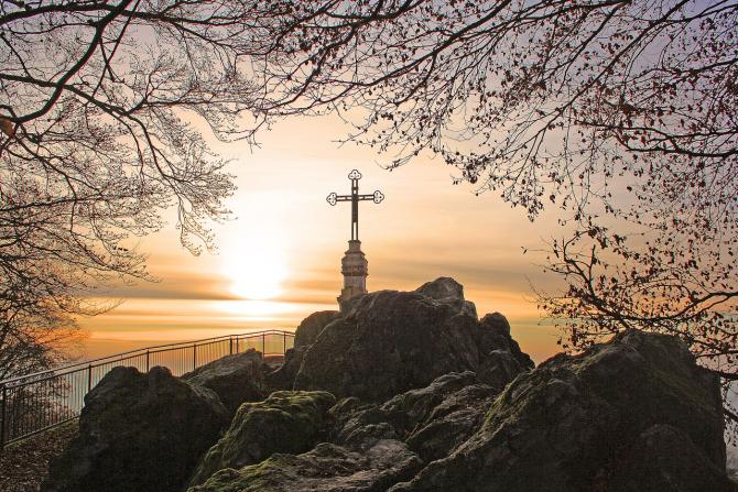 Cruce sfântă