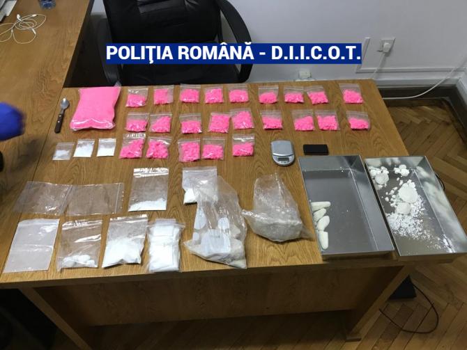 Foto: DIICOT - Poliția Română