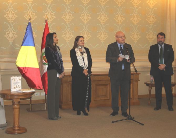 Femei remarcabile din România și din Peru