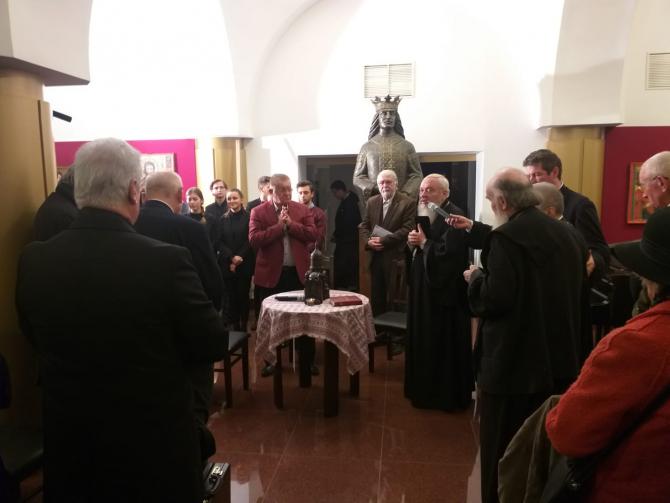 Maestrul Dorel Vișan. 'Catedrala din inima Revoluției'. Eveniment comemorativ la Cluj-Napoca